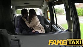 FakeTaxi Couple fuck in back of taxi Xnxx.com