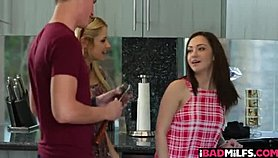 Lily Jordan taste that neighbors big cock