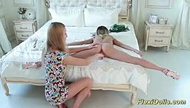 skinny real teen doll gymnast