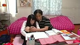 Cute girl has an old man peeling off her clothes and touchi Porn Videos