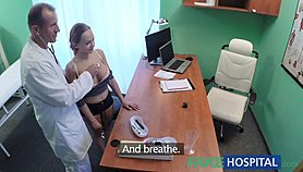 FakeHospital Fast fucking with patient after earthquake ignites sexual lust Free Sex