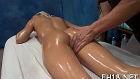 Those three girls fucked hard by their massage therapist after getting a soothing rubdown