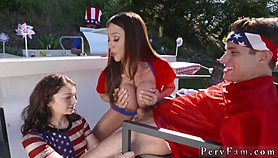 Family strokes game night full scene and kevin james taboo first time