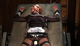 Randy Moore Bondage Maid HD video