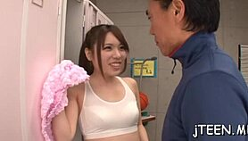 Startling exotic chick emi sasaki does something